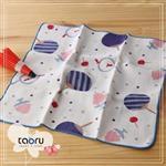 [日本氣質小手巾] 夏祭典 30 x 30 cm (和的風物詩系列 -- taoru 日本毛巾)