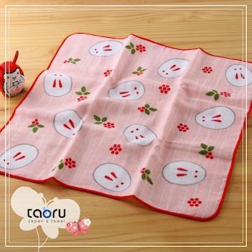 taoru【日本暢銷小手巾】和的風物詩_南天兔兔