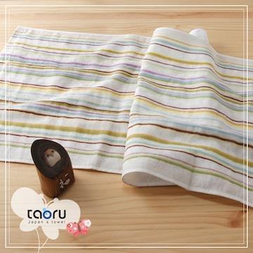 taoru【日本居家長毛巾】和的風物詩_色遊