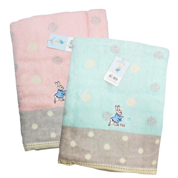 比得兔精繡浴巾-PR20111/497-BT/比得兔前漂提緞精繡浴巾-PR471-BT-2入