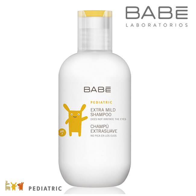 西班牙原裝BABE親膚溫和洗髮液(幼兒)