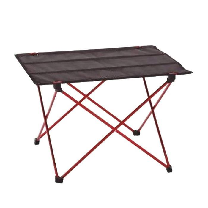 便攜式輕鋁合金折疊野營桌