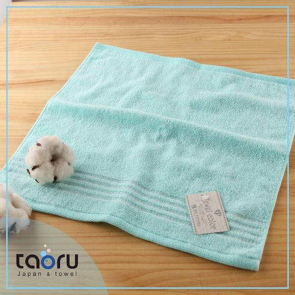 taoru【日本居家實用/方巾】珠寶盒_薄荷藍