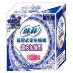 蘇菲 導管式棉條量多加強型(25入)