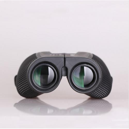 北美口袋型袖珍10*25中央調焦手持式防水望遠鏡