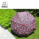 【 Babytiger虎兒寶 】MIMO  愛戀滿滿輕便折傘 - 神秘黑