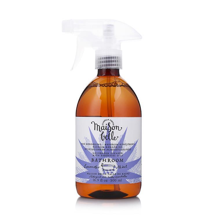 美生貝樂 植萃精油浴室清潔劑 (薰衣草/薄荷)500ml