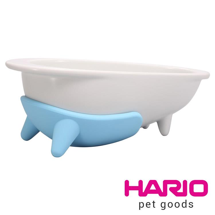 HARIO 長嘴犬薄荷藍專用磁碗  PTSC-LMIBU