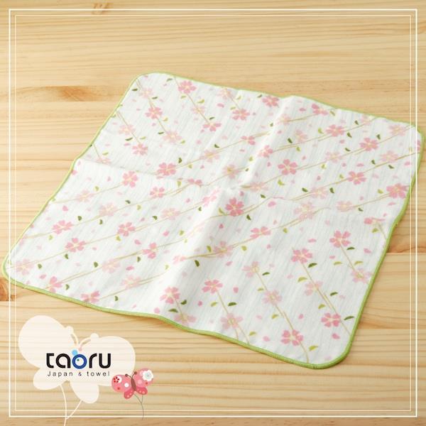taoru【日本暢銷小手巾】和的風物詩_櫻花步道