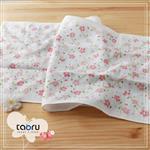 [日本居家長毛巾] 櫻花步道 34 x 90 cm (和的風物詩系列 -- taoru 日本毛巾)