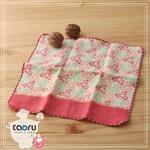 taoru【日本好漾小手巾】町娘物語_玫瑰