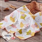 taoru【日本暢銷小手巾】和的風物詩_秋色銀杏