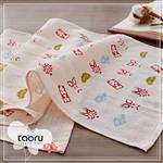 taoru【日本風呂泡湯毛巾/加長版】和之香_歌舞伎