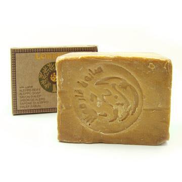 【lorbeer 阿勒坡】100%純橄欖油手工古皂(一入)