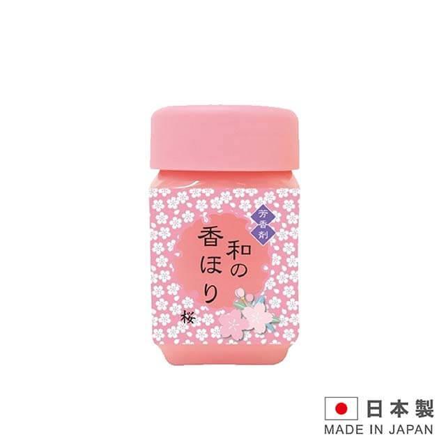 日本製 果凍顆粒芳香劑-櫻花風味 LI-900364