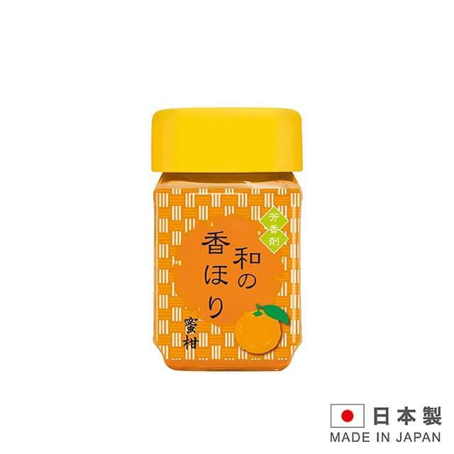 日本製 果凍顆粒芳香劑-蜜柑風味 LI-900371