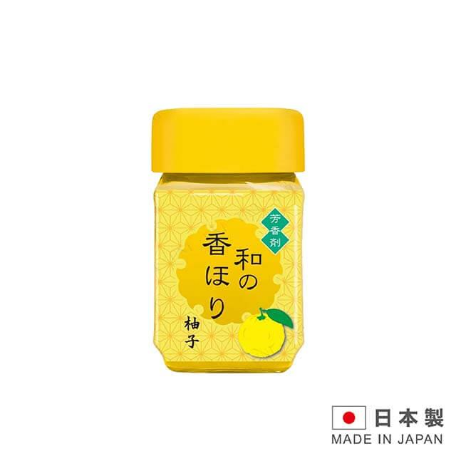 日本製 果凍顆粒芳香劑-柚子風味 LI-900388