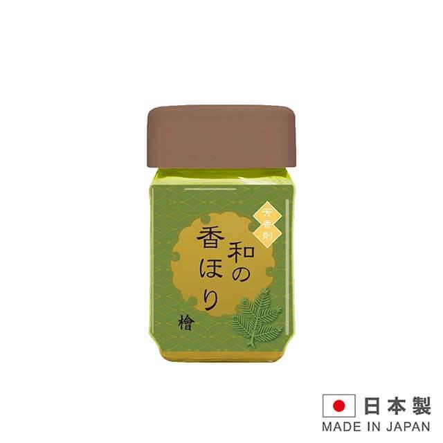 日本製 果凍顆粒芳香劑-檜木風味 LI-900401