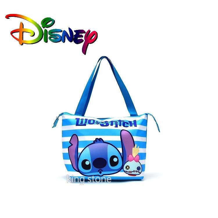 Disney【史迪奇與小金】保冷(溫)袋