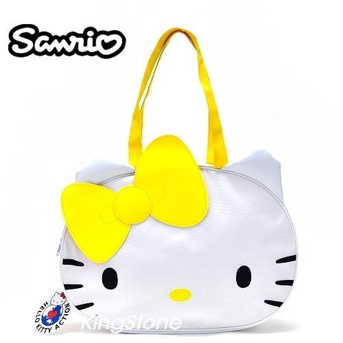 SANRIO【Kitty Sister】尼龍手提包