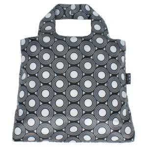 ENVIROSAX 澳洲環保購物袋 | Etonico 黑白經典 圓圈