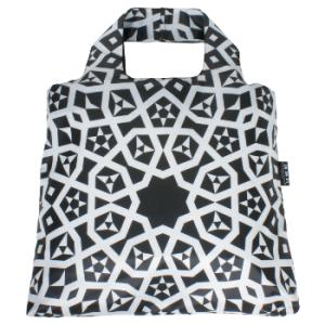ENVIROSAX 澳洲環保購物袋 | Etonico 黑白經典 鏡像