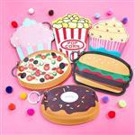 【卡樂熊】仿真食物系列造型零錢包-蛋糕