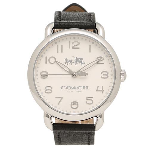 COACH 復古經典時尚皮革女錶(現貨+預購)