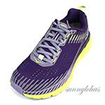 HOKA ONE ONE (女) 路跑鞋 CLIFTON 5 厚底慢跑鞋HO1093756GRLA紫