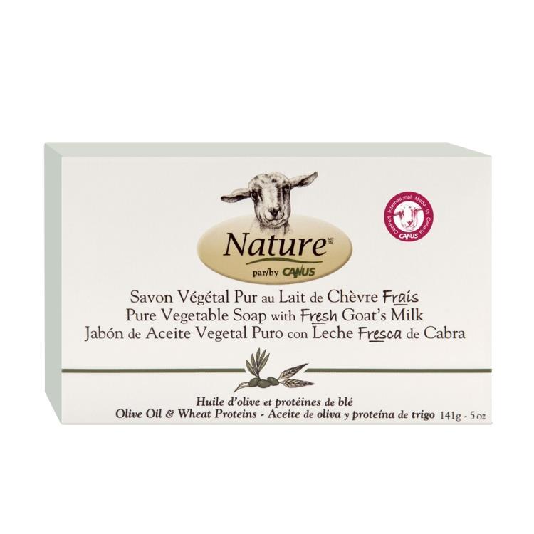 加拿大 CANUS 天然新鮮山羊奶回春滋養皂-橄欖油小麥蛋白香味