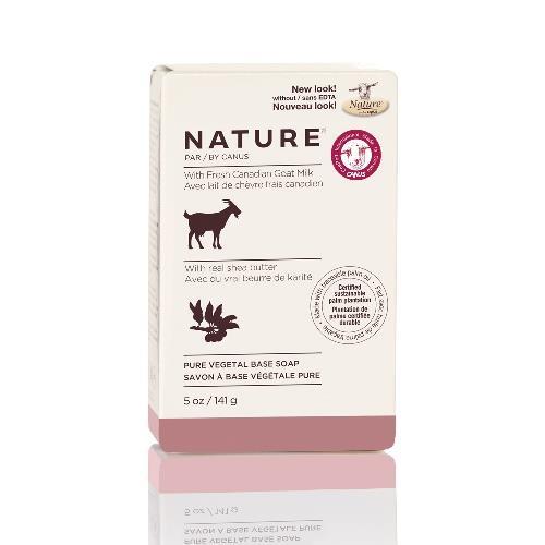 加拿大 CANUS 天然新鮮山羊奶回春滋養皂-乳油木香味