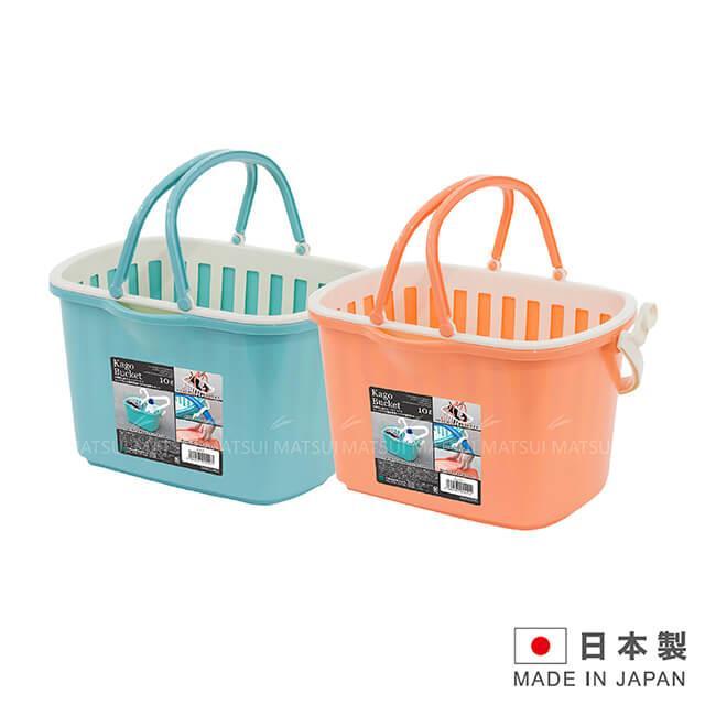 日本製 雙層雙用水桶-SAN-F2609