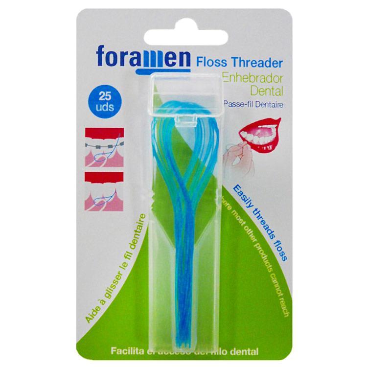 【西班牙Foramen】牙橋穿越線25入