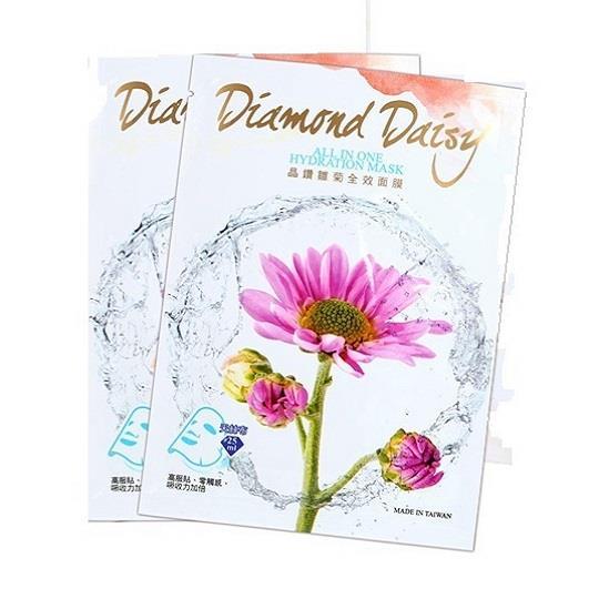 【Diamond Daisy】晶鑽雛菊全效面膜(2片入)