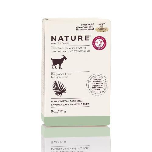 加拿大 CANUS 天然新鮮山羊奶回春滋養皂-無香味141g