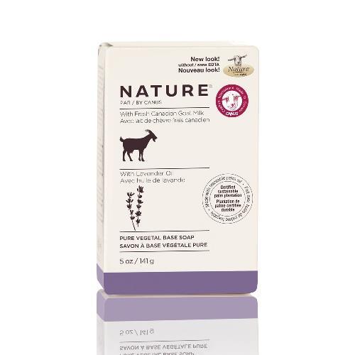 加拿大 CANUS 天然新鮮山羊奶回春滋養皂-薰衣草141g