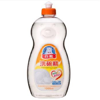 白熊 洗碗精1000g**12瓶