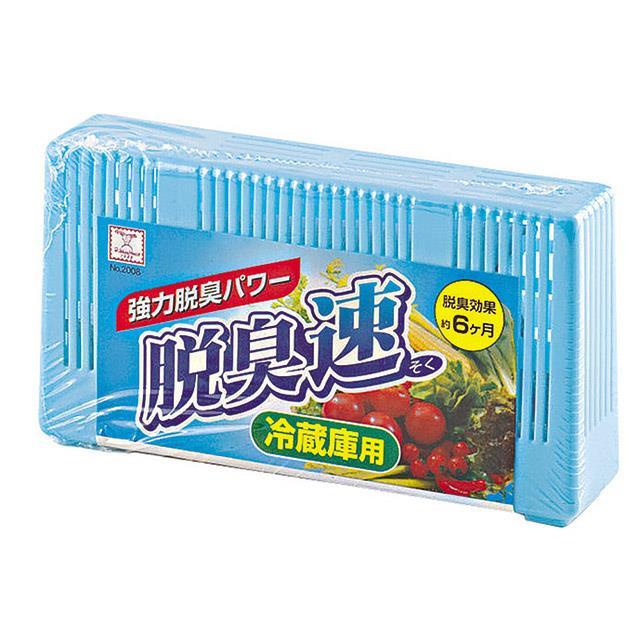 日本-小久保 冰箱用快速除臭劑