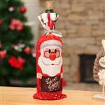 聖誕酒瓶套袋-聖誕老人