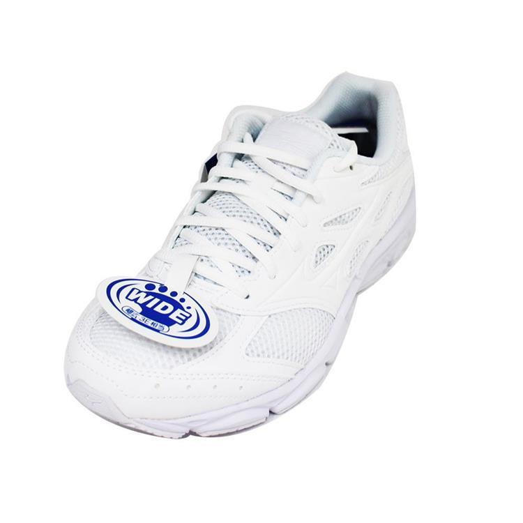 MIZUNO 美津濃 MAXIMIZER 21 男女皆可 寬楦 慢跑鞋 K1GA190201 白
