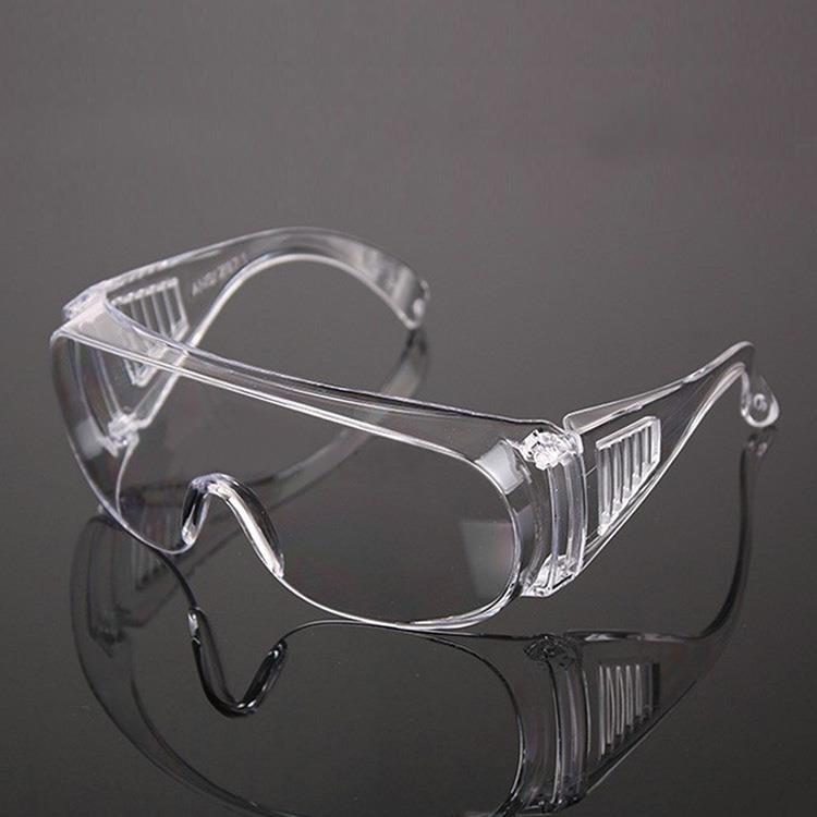 實驗用一次性防濺射護目鏡(3入)
