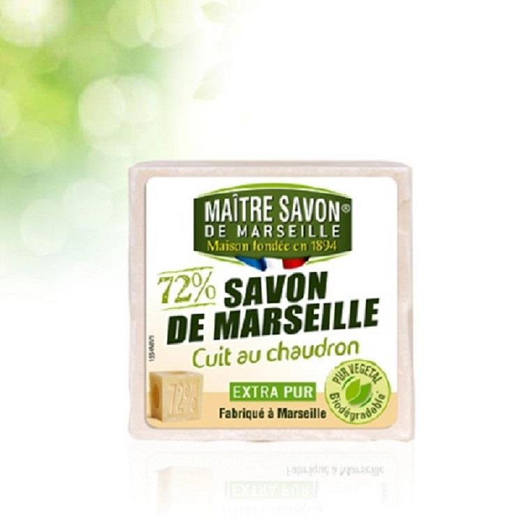 法國玫翠思傳統經典馬賽皂300g