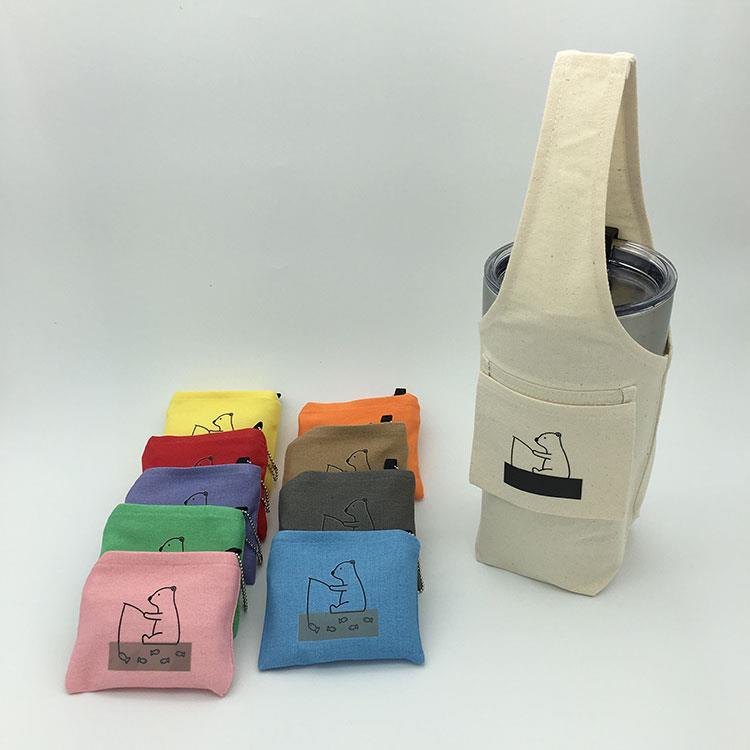 YCCT 環保飲料提袋包覆款 - 馴鹿