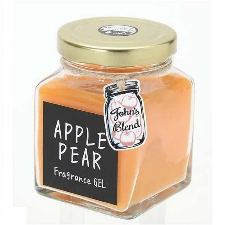 【John's Blend】居家芳香膏 蘋果梨135g