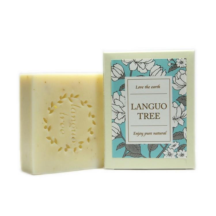 ︱蘭果樹LANGUOTREE︱忍冬花瓣 手工香皂