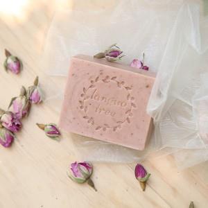 ︱蘭果樹LANGUOTREE︱玫瑰花瓣 手工香皂