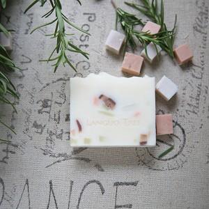 ︱蘭果樹LANGUOTREE︱雪花繽紛-山茶花洗髮  手工香皂