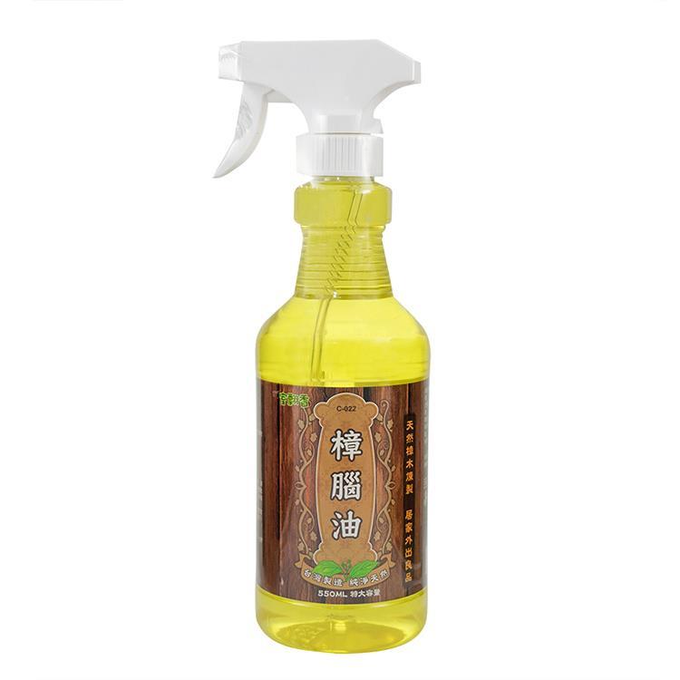 【室飄香】天然 樟腦油噴劑 550ml