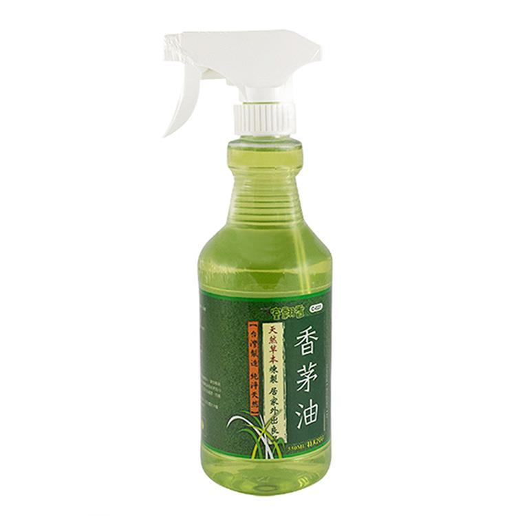 【室飄香】天然香茅油噴劑 550ml