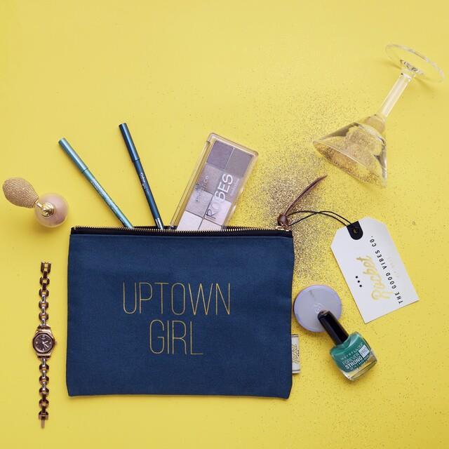 【義大利 Rocket】迷情化妝包    uptown girl